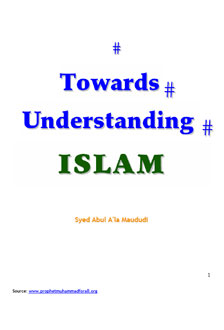 08 Towards Understanding ISLAM